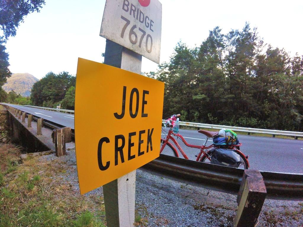 Joe Creek
