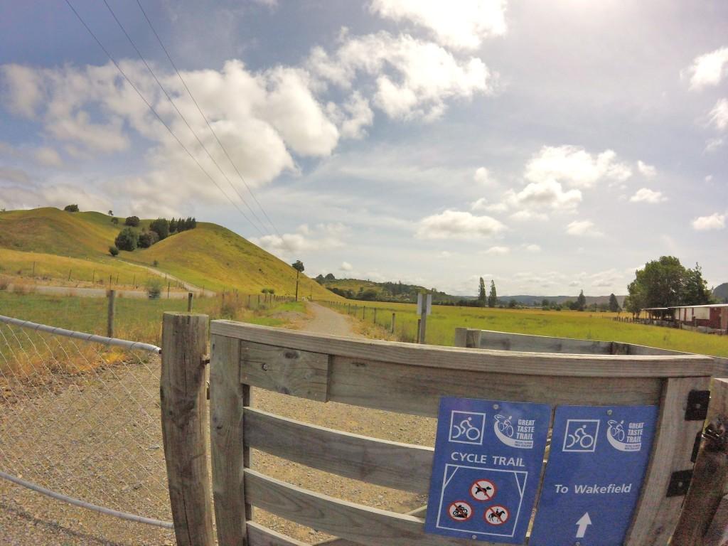 nelson bike trail