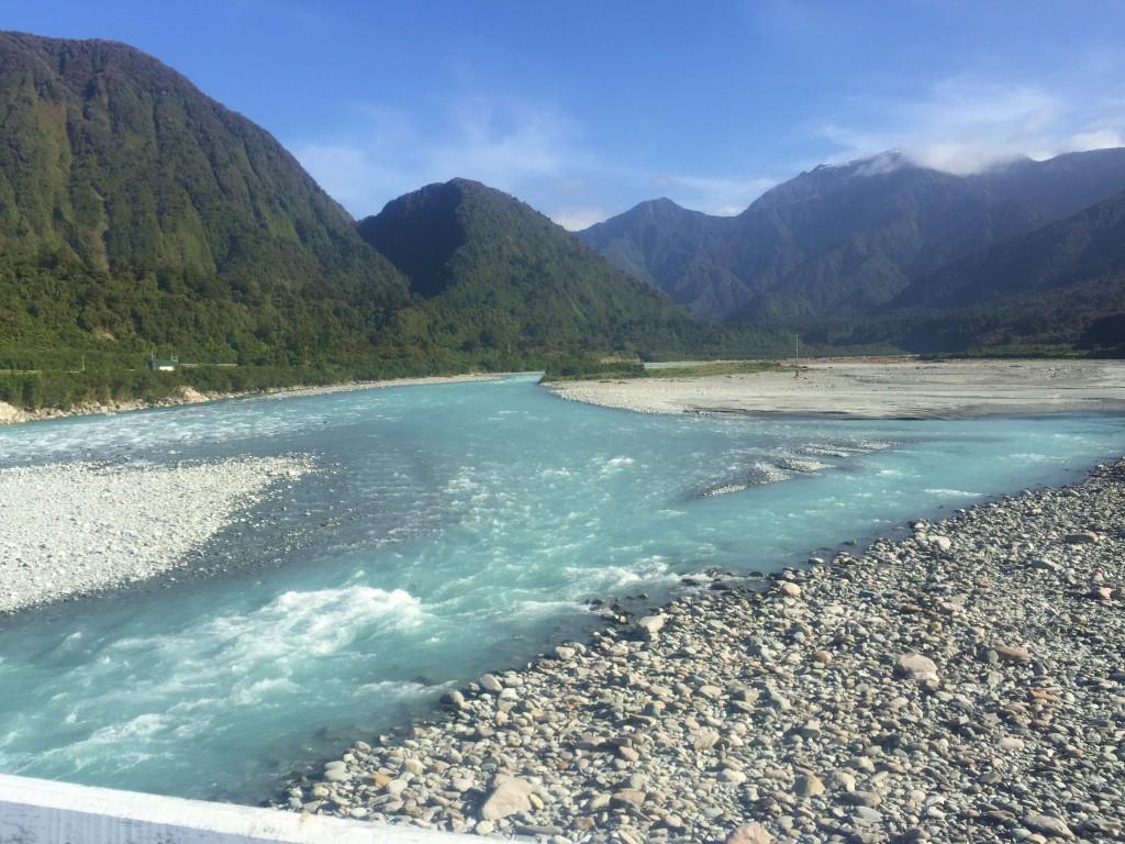 river new Zealand