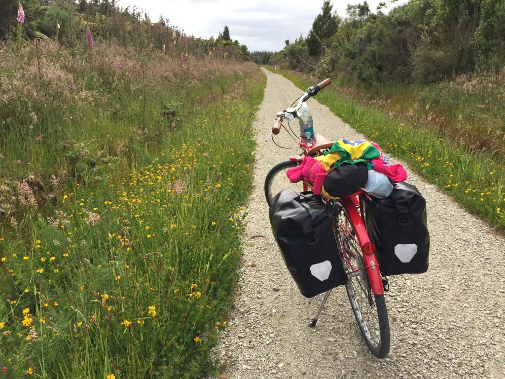 Bike Ross New Zealand