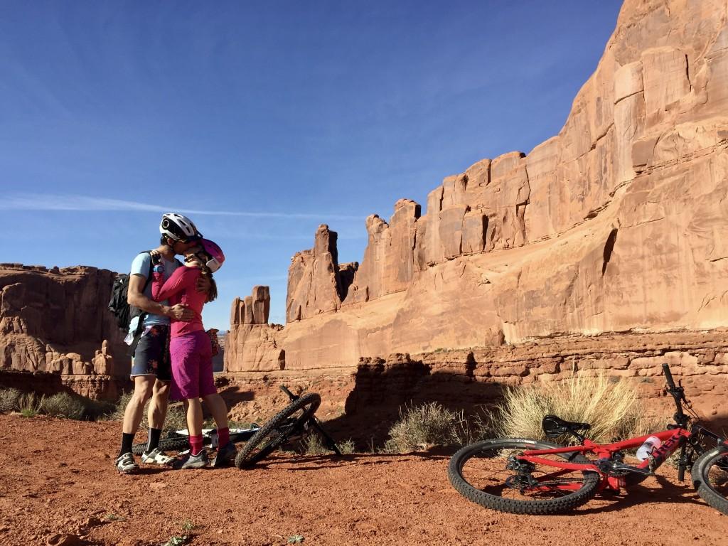 Moab kiss