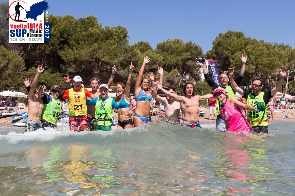 vuelta Ibiza sup 2017