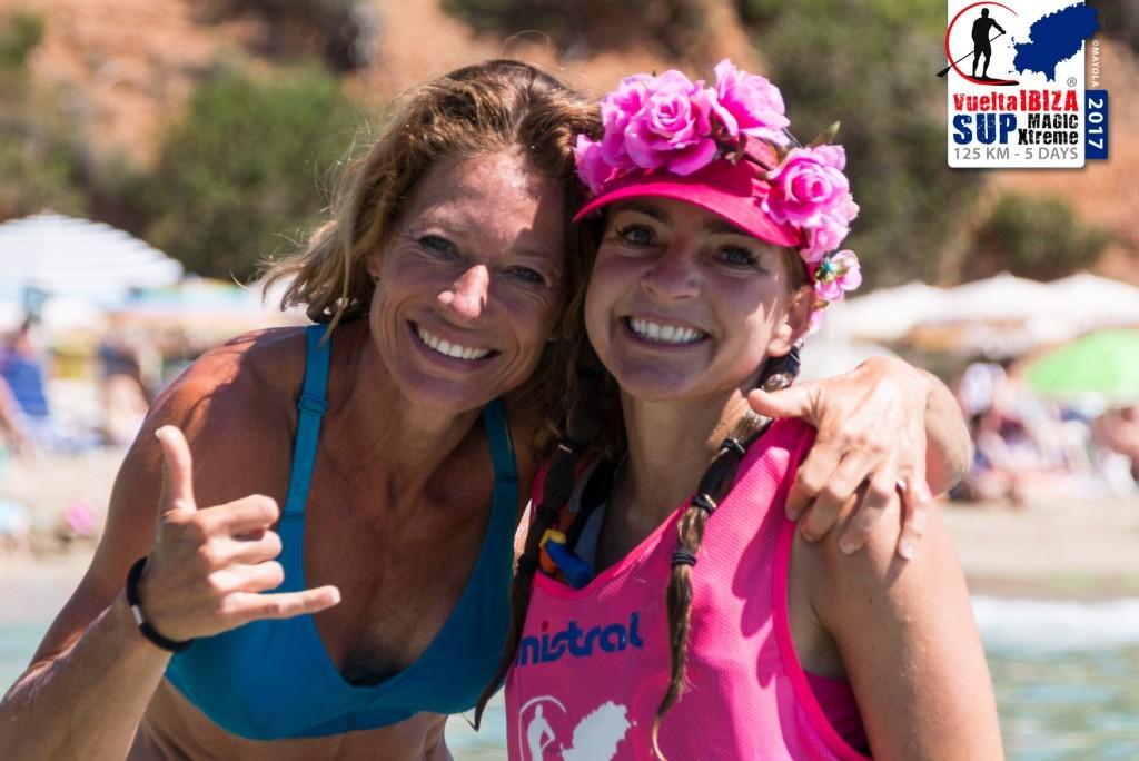 Tinike and Luli Vuelta Ibiza