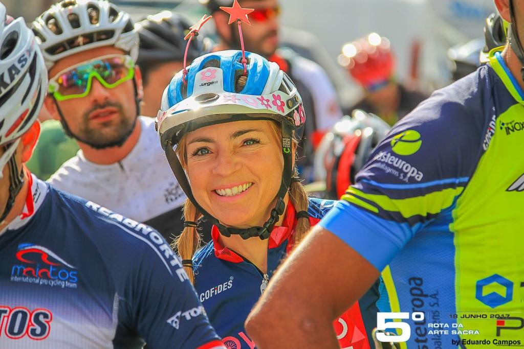 Luli Cox biker
